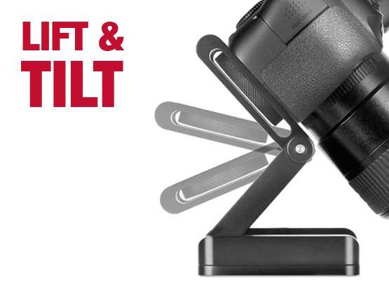Topseller 2017: Tilt & Lift flex head