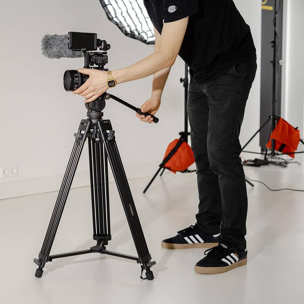 Caruba propose de nombreux accessoires photo et vidéo